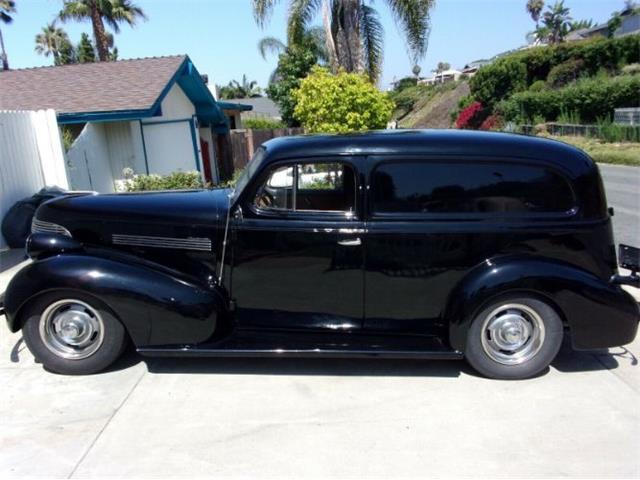 1939 Chevrolet Sedan Delivery (CC-1384576) for sale in Cadillac, Michigan