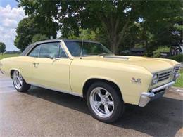 1967 Chevrolet Chevelle (CC-1384588) for sale in Cadillac, Michigan