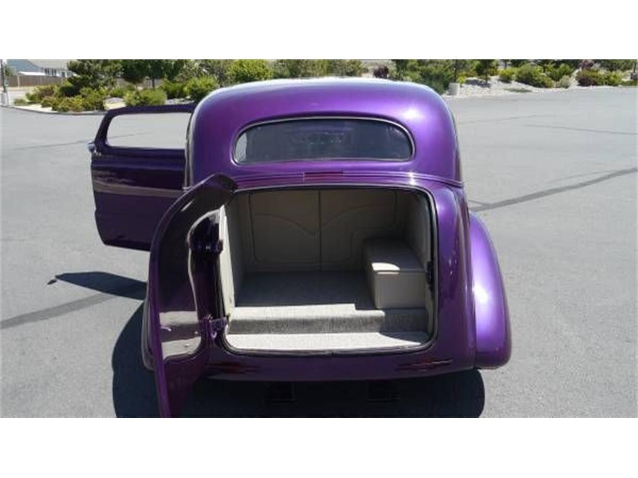 1937 Chevrolet Sedan (CC-1384589) for sale in Cadillac, Michigan