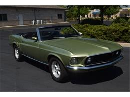 1969 Ford Mustang (CC-1384596) for sale in Elkhart, Indiana