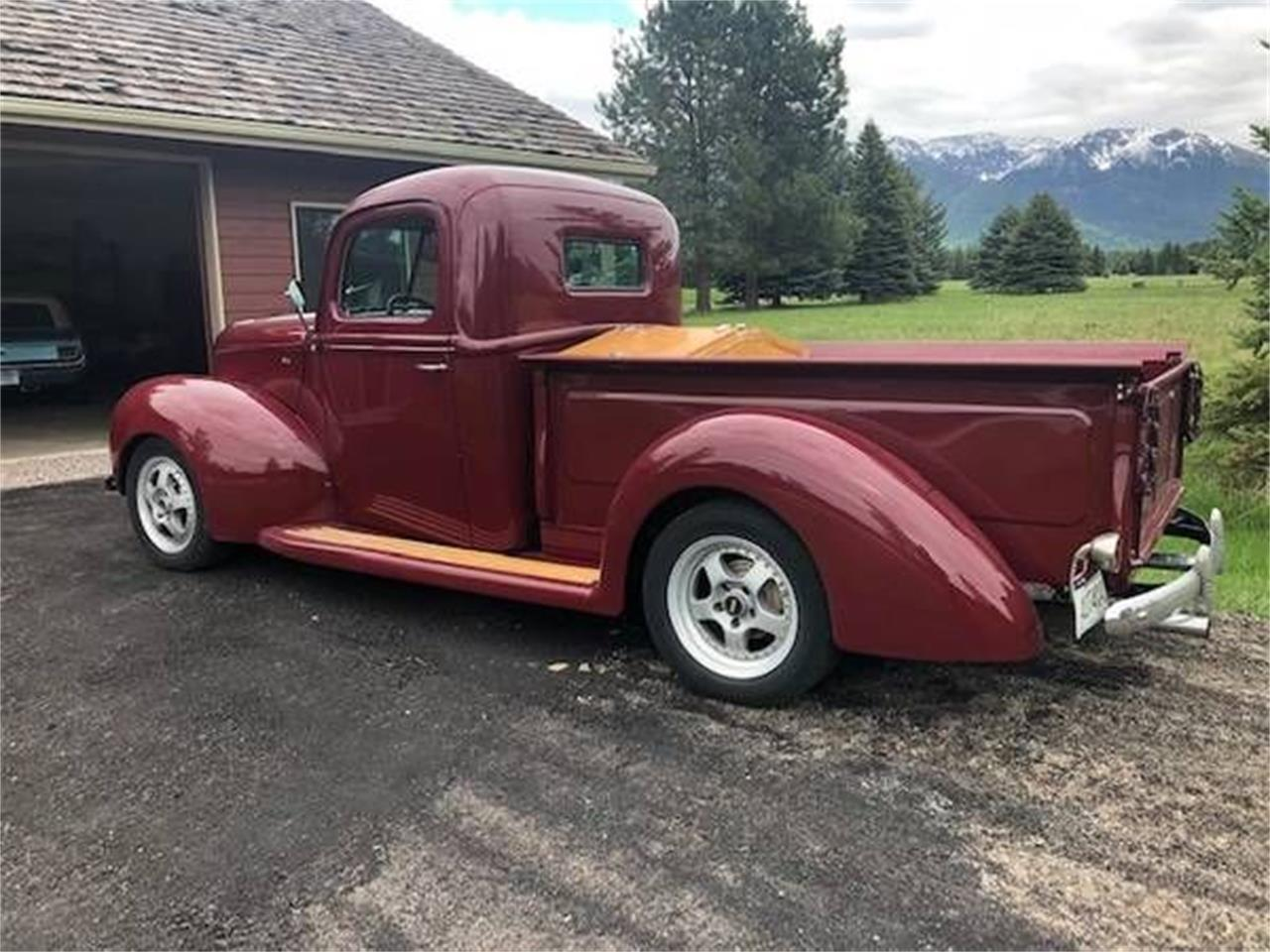 1940 Ford Pickup (CC-1384605) for sale in Cadillac, Michigan