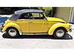 1972 Volkswagen Super Beetle (CC-1384607) for sale in Cadillac, Michigan