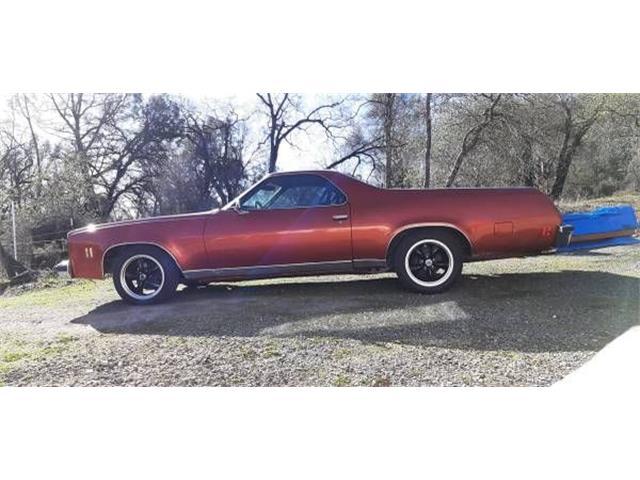 1975 GMC Sprint (CC-1384618) for sale in Cadillac, Michigan