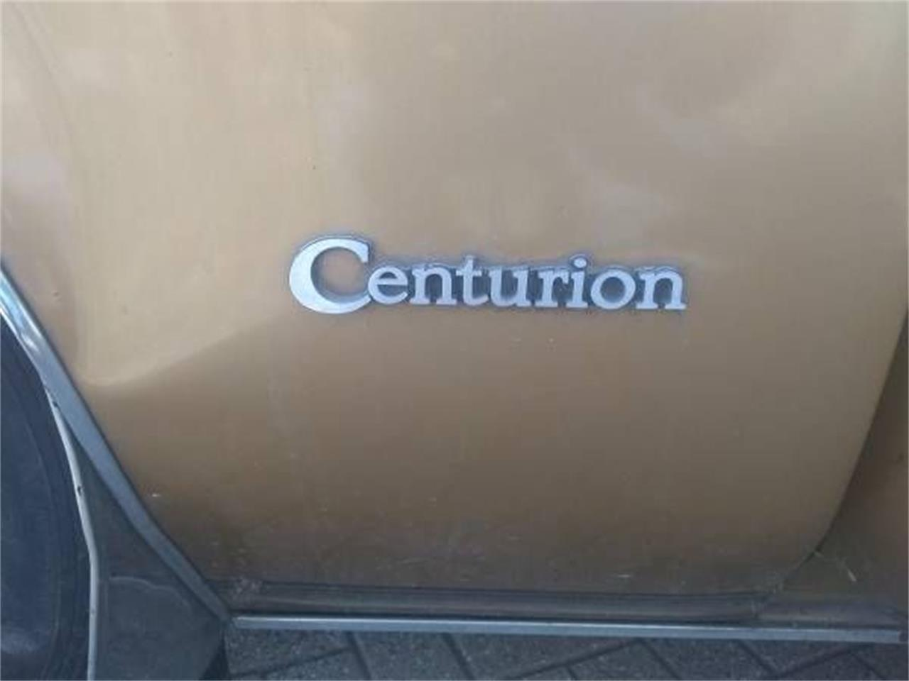 1971 Buick Centurion (CC-1384621) for sale in Cadillac, Michigan