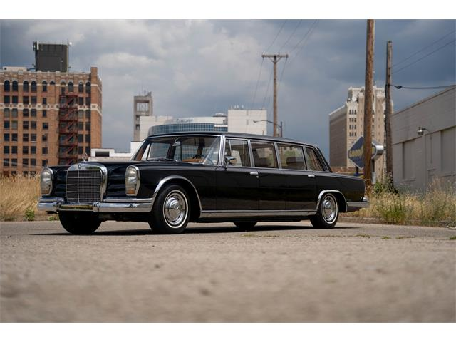1965 Mercedes-Benz 600 (CC-1380464) for sale in Pontiac, Michigan