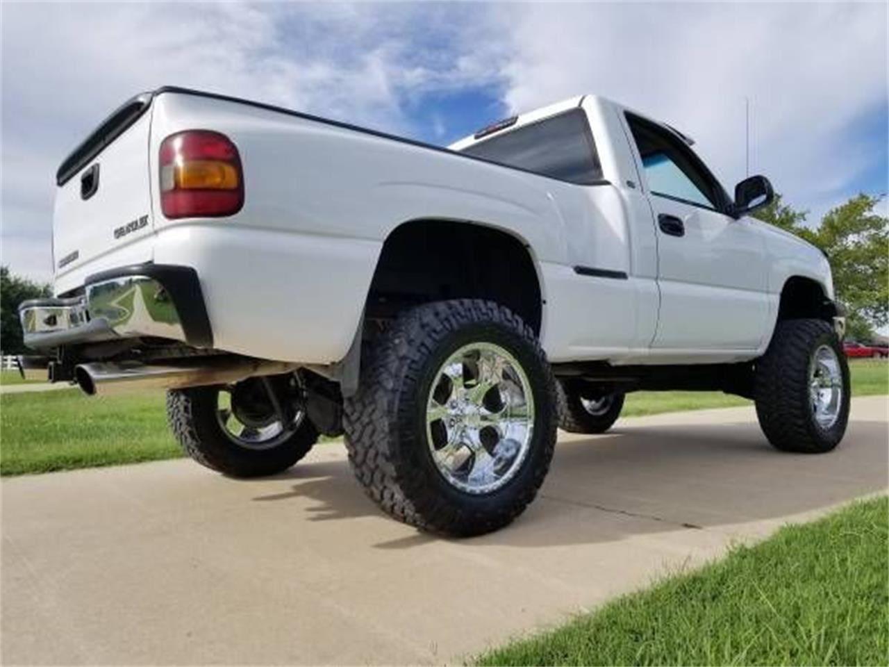 2003 Chevrolet Silverado (CC-1384646) for sale in Cadillac, Michigan