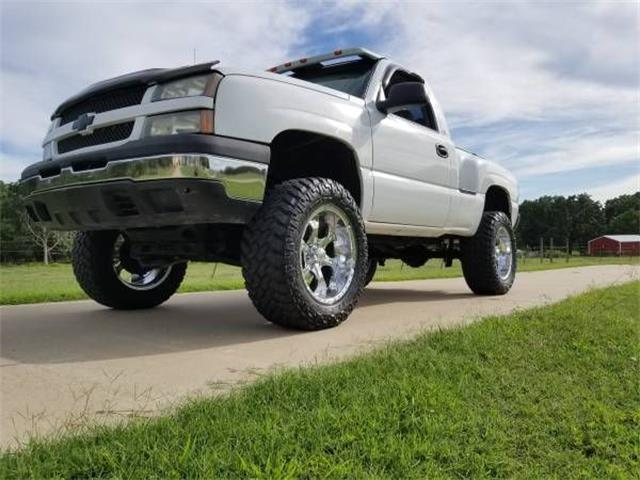 2003 Chevrolet Silverado (CC-1384646) for sale in Cadillac, Michigan