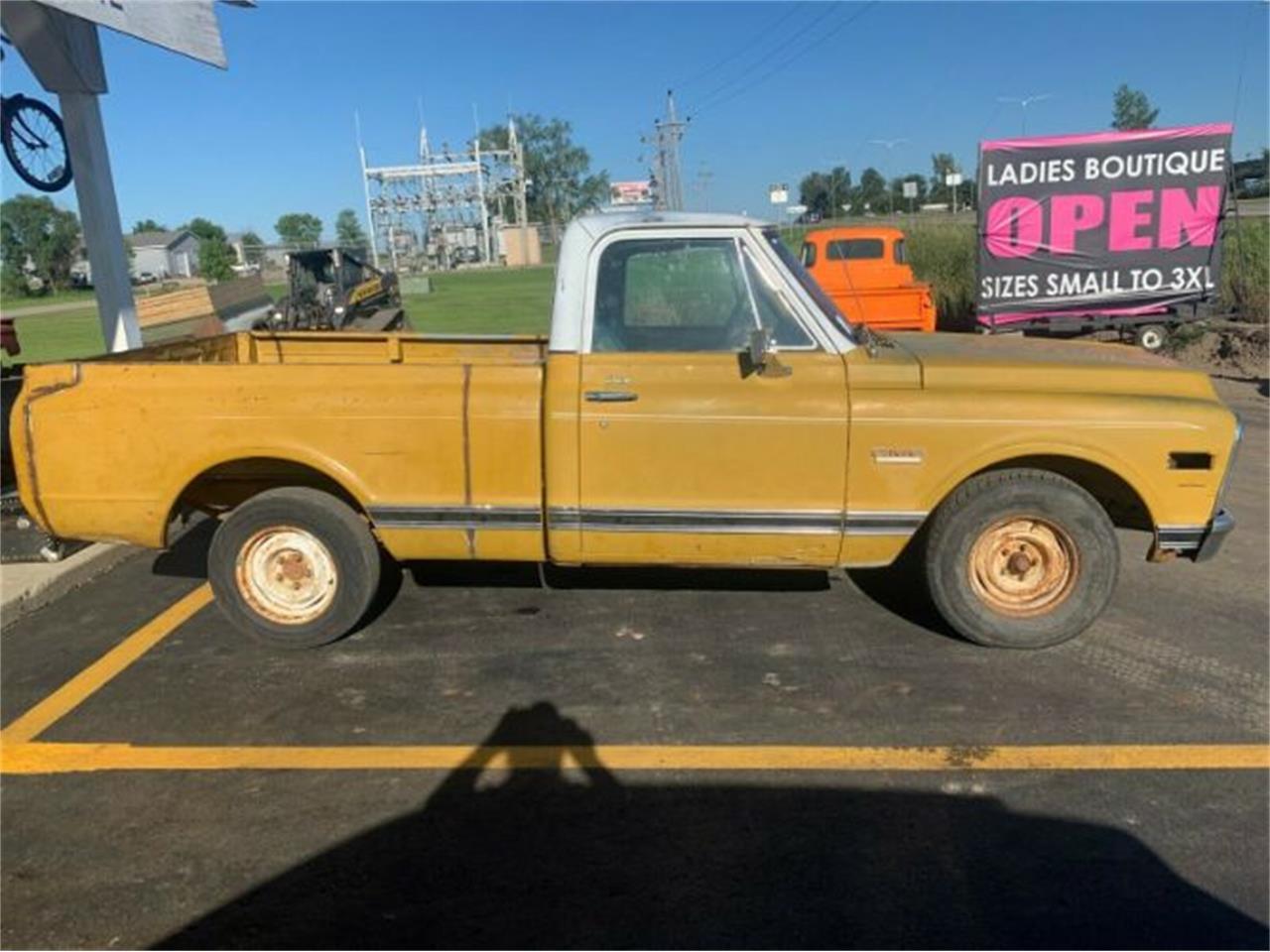 1971 GMC 1500 (CC-1384654) for sale in Cadillac, Michigan