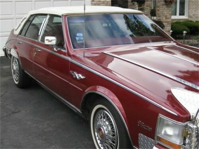 1985 Cadillac Seville (CC-1384658) for sale in Cadillac, Michigan