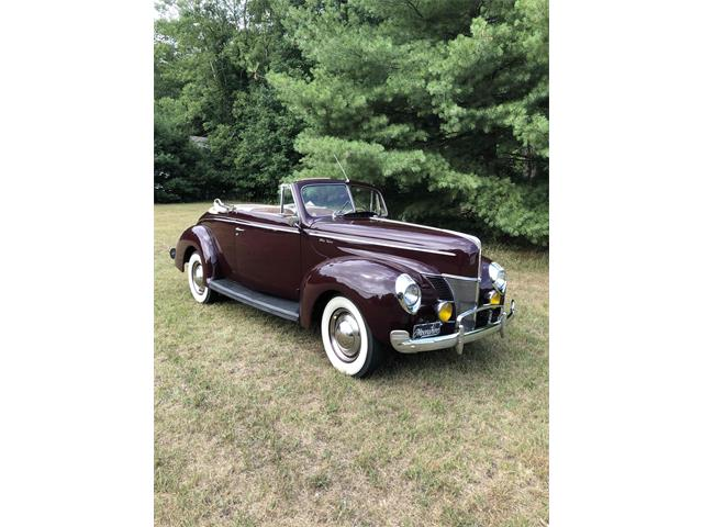 1940 Ford Deluxe (CC-1380467) for sale in Holland, Michigan