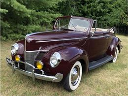 1940 Ford Convertible (CC-1380467) for sale in Holland, Michigan