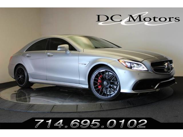 2017 Mercedes-Benz CLS-Class (CC-1384671) for sale in Anaheim, California