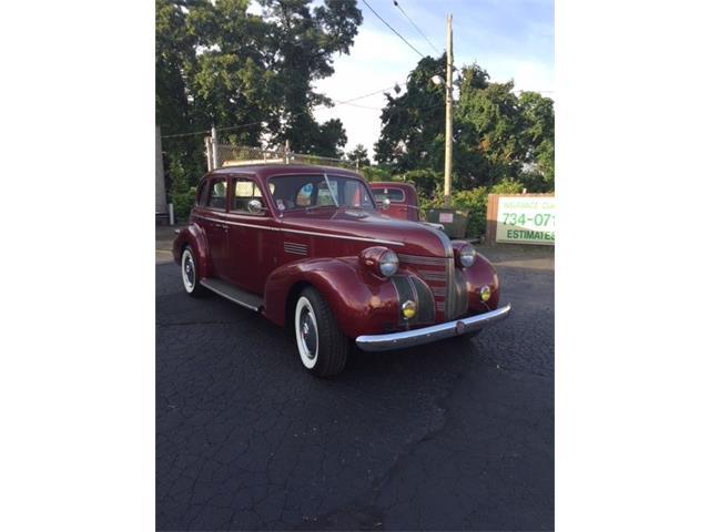 1939 Pontiac Street Rod