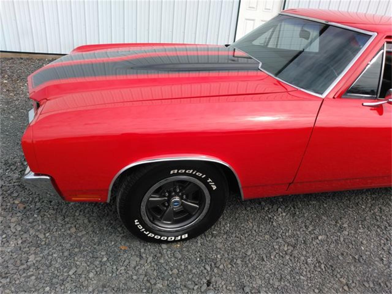 1972 Chevrolet El Camino (CC-1384683) for sale in Carlisle, Pennsylvania