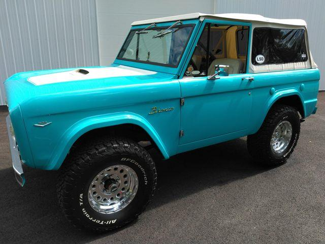 1972 Ford Bronco (CC-1384684) for sale in Carlisle, Pennsylvania