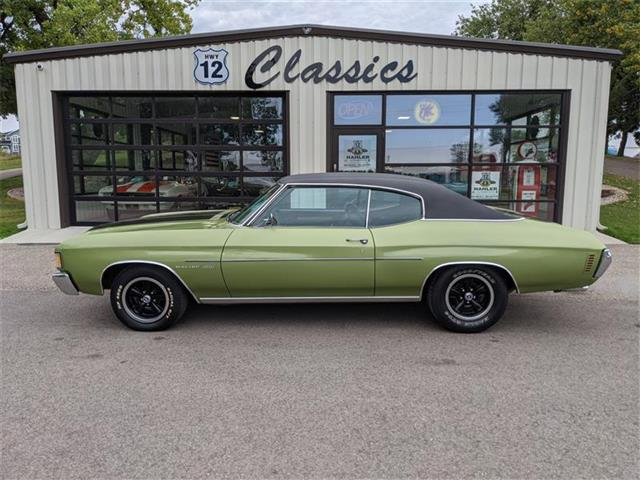 1972 Chevrolet Chevelle (CC-1384696) for sale in Webster, South Dakota