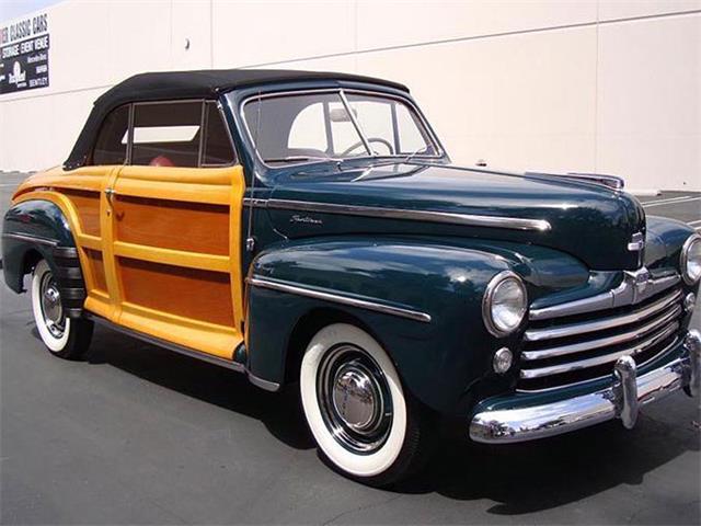 1947 Ford Sportsman (CC-1380471) for sale in Costa Mesa, California