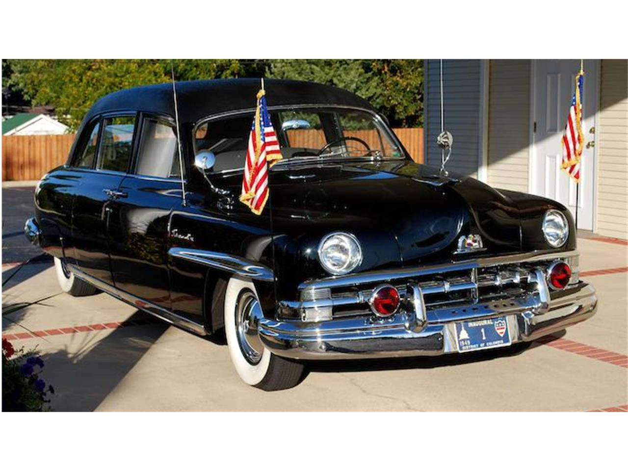 1950 Lincoln Cosmopolitan Limousine (CC-1384717) for sale in Fort Worth, Texas
