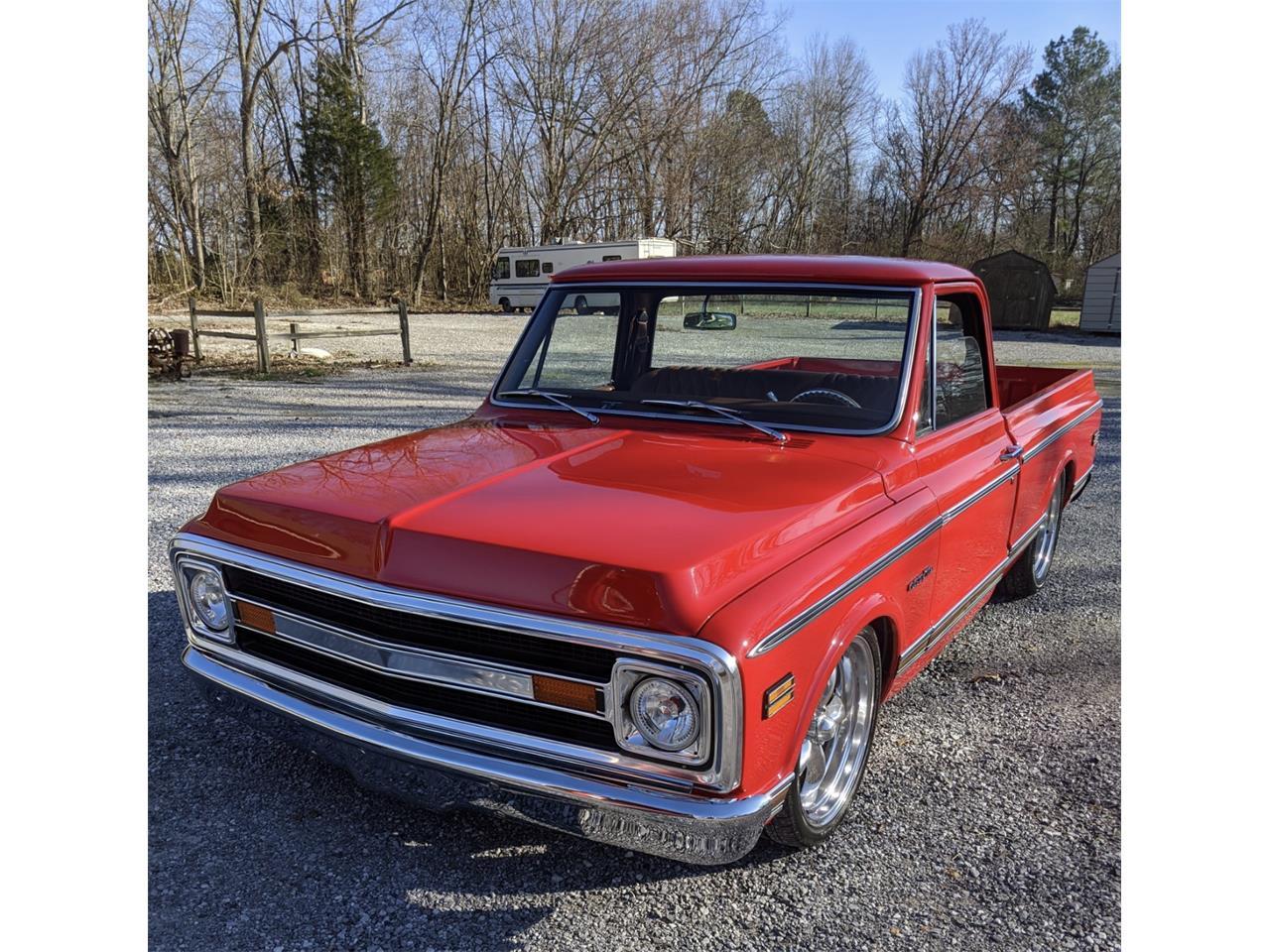 1969 Chevrolet C10 (CC-1384718) for sale in Anaheim , California
