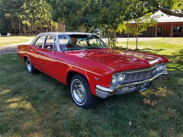 1966 Chevrolet Bel Air (CC-1384723) for sale in Ellington, Connecticut