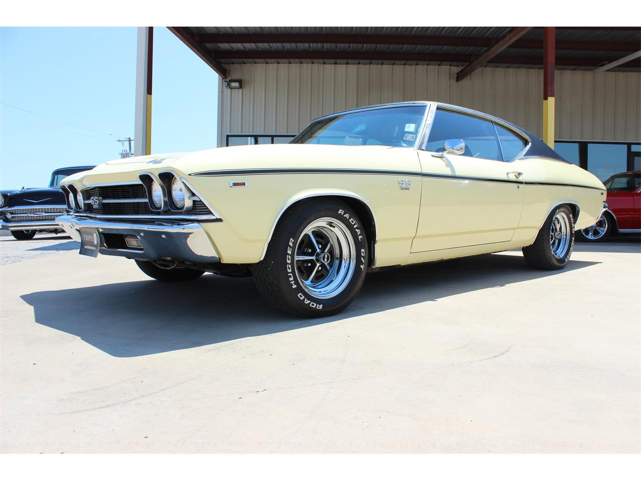1969 Chevrolet Chevelle SS (CC-1384735) for sale in Fort Worth, Texas