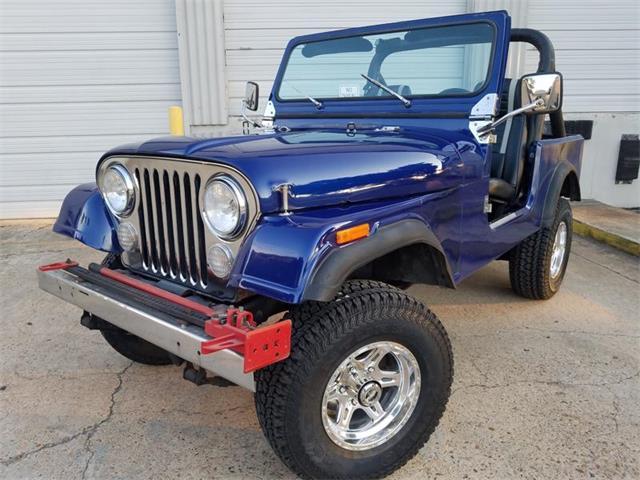 1981 Jeep CJ7 (CC-1384736) for sale in Houston, Texas