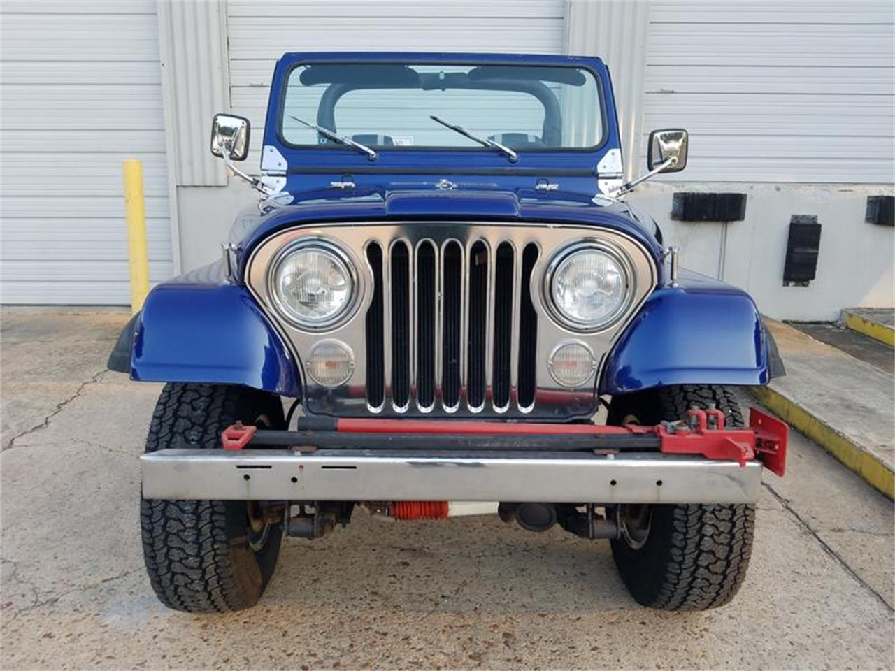 1981 Jeep CJ7 (CC-1384736) for sale in Houston, Texas