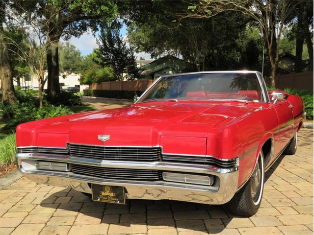 1969 Mercury Grand Marquis (CC-1384746) for sale in Lakeland, Florida