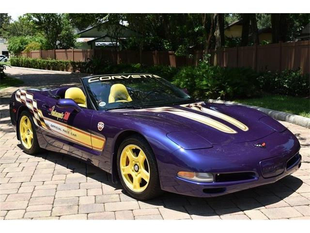 1998 Chevrolet Corvette (CC-1384749) for sale in Lakeland, Florida