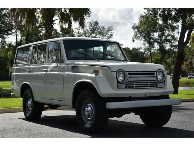1969 Toyota Land Cruiser FJ