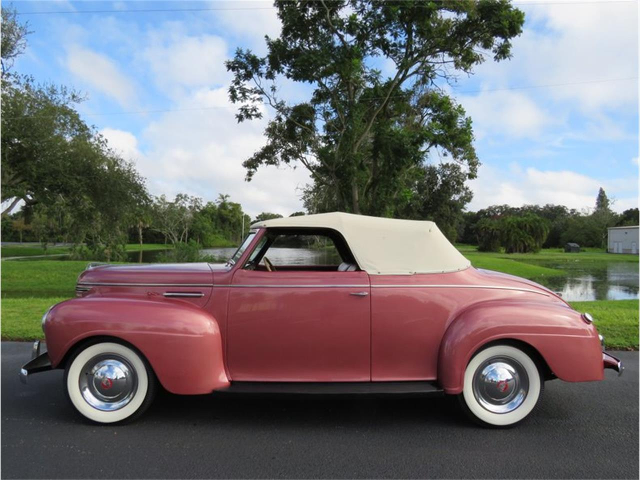 1940 Plymouth Deluxe (CC-1384759) for sale in Lakeland, Florida