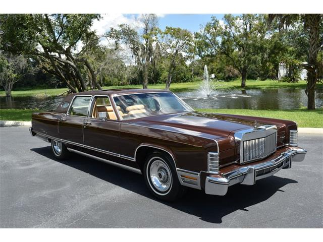 1975 Lincoln Continental (CC-1384760) for sale in Lakeland, Florida