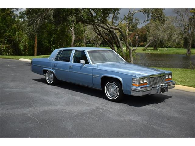 1981 Cadillac DeVille (CC-1384769) for sale in Lakeland, Florida