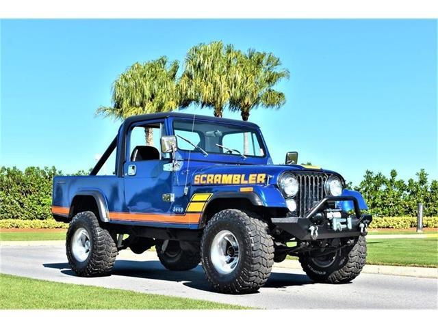 1981 Jeep CJ (CC-1384773) for sale in Lakeland, Florida