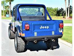 1981 Jeep CJ (CC-1384773) for sale in Lakeland, Florida