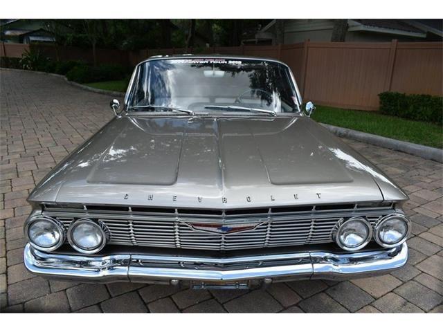 1961 Chevrolet Biscayne (CC-1384775) for sale in Lakeland, Florida