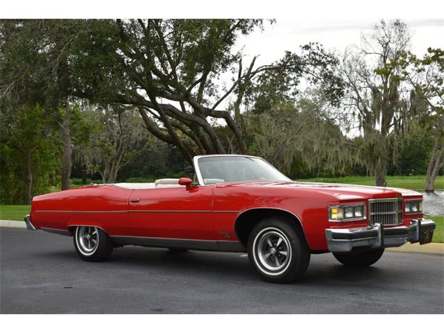 1975 Pontiac Grand Ville (CC-1384786) for sale in Lakeland, Florida