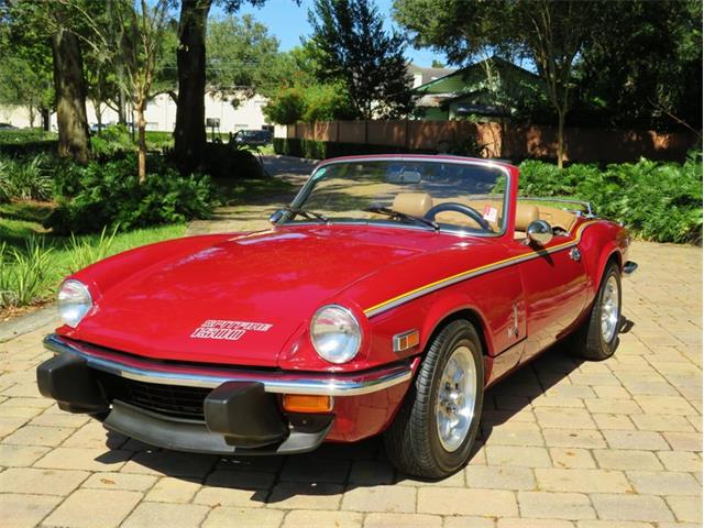 1976 Triumph Spitfire (CC-1384788) for sale in Lakeland, Florida