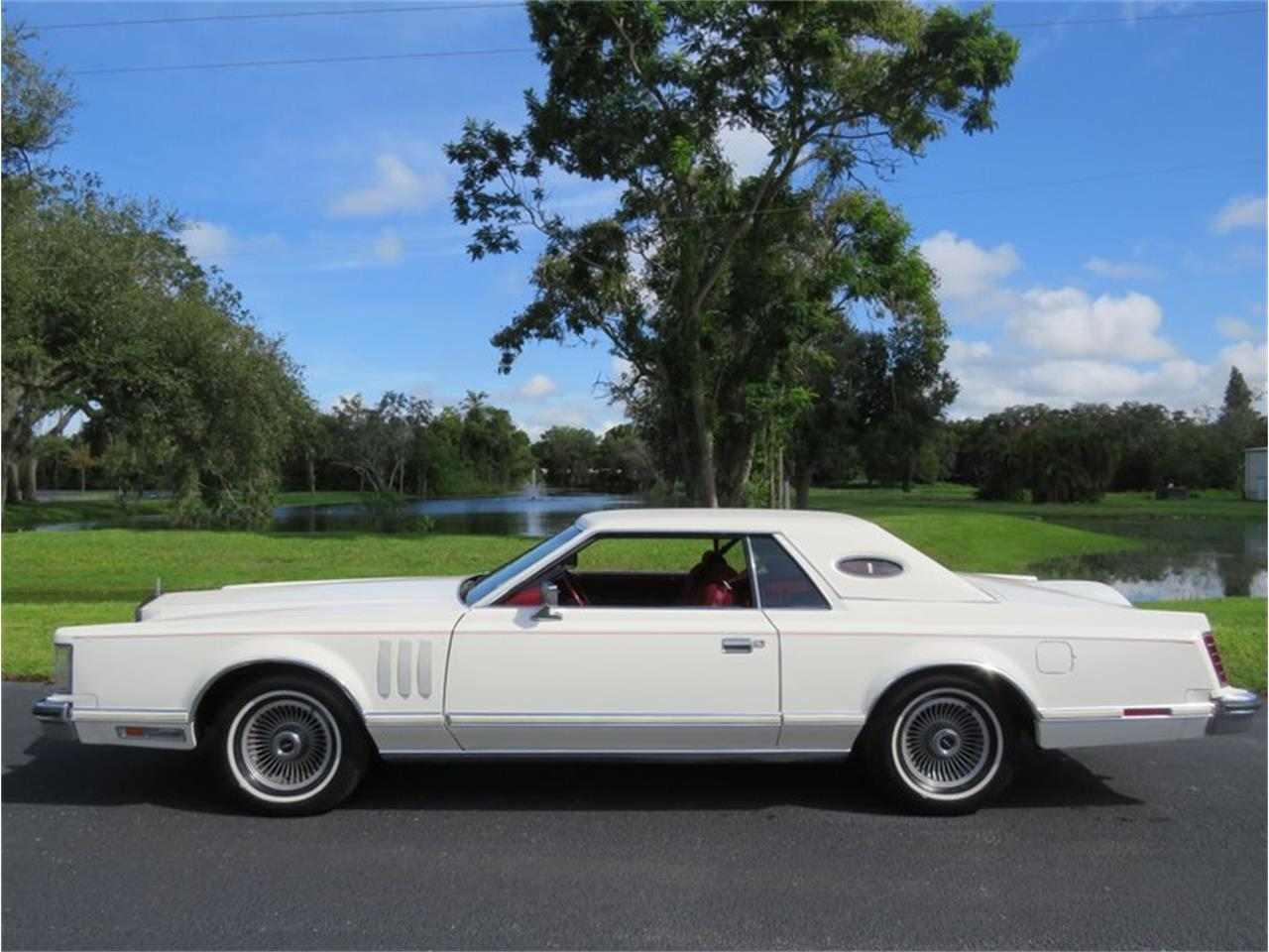 1977 Lincoln Continental (CC-1384789) for sale in Lakeland, Florida