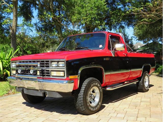 1985 Chevrolet C/K 10 (CC-1384794) for sale in Lakeland, Florida