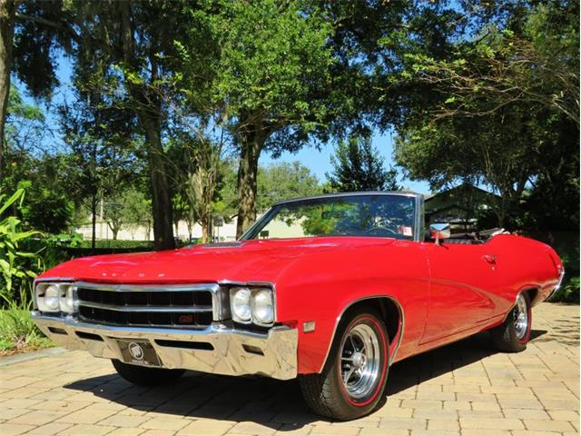 1969 Buick Gran Sport (CC-1384796) for sale in Lakeland, Florida