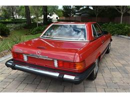 1988 Mercedes-Benz 560SL (CC-1384799) for sale in Lakeland, Florida