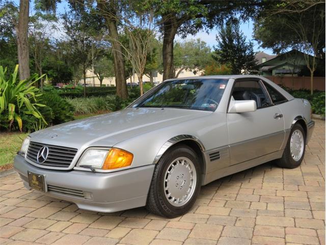 1991 Mercedes-Benz 300SL (CC-1384804) for sale in Lakeland, Florida