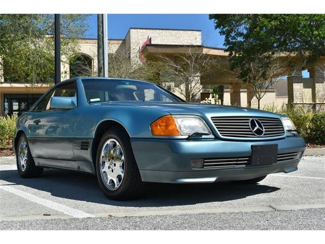 1992 Mercedes-Benz SL500 (CC-1384806) for sale in Lakeland, Florida