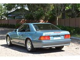 1992 Mercedes-Benz SL500 (CC-1384806) for sale in Lakeland, Florida