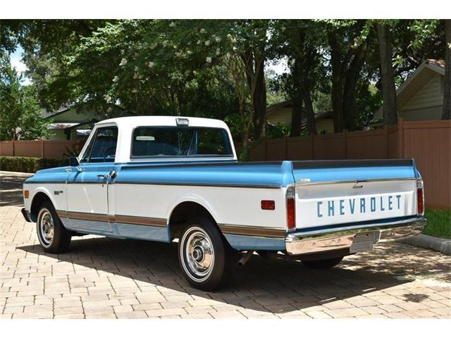 1971 Chevrolet C10 (CC-1384811) for sale in Lakeland, Florida