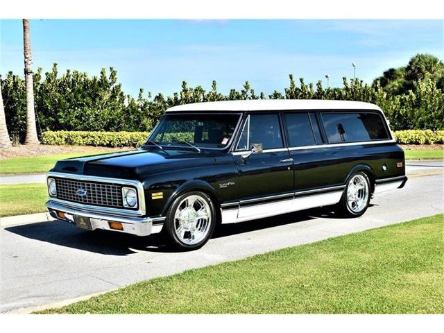 1971 Chevrolet Suburban (CC-1384814) for sale in Lakeland, Florida