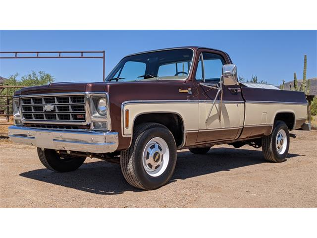 1979 Chevrolet C/K 10 (CC-1380482) for sale in North Pheonix, Arizona