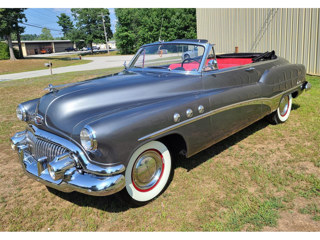 1951 Buick Super 8 (CC-1384821) for sale in hopedale, Massachusetts