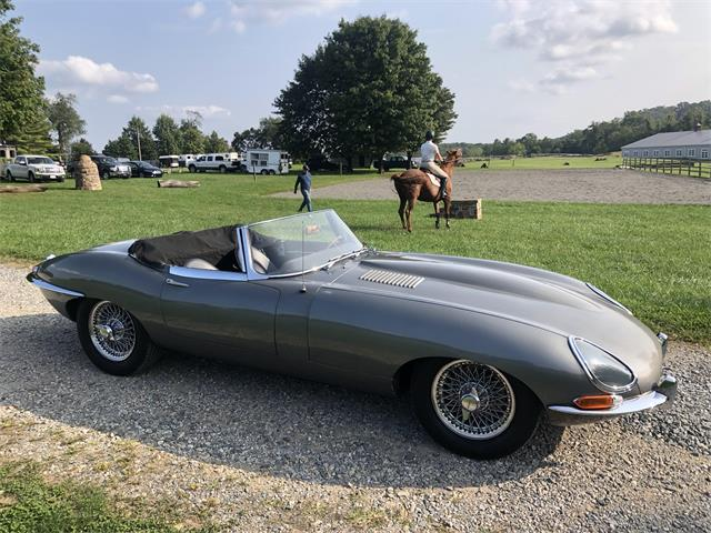 1963 Jaguar E-Type (CC-1384822) for sale in Media, Pennsylvania